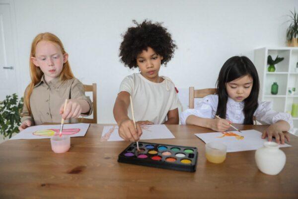 Geschenkideen für junge Künstlerinnen